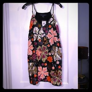 French Connection Sequin Mini, 6 NWT